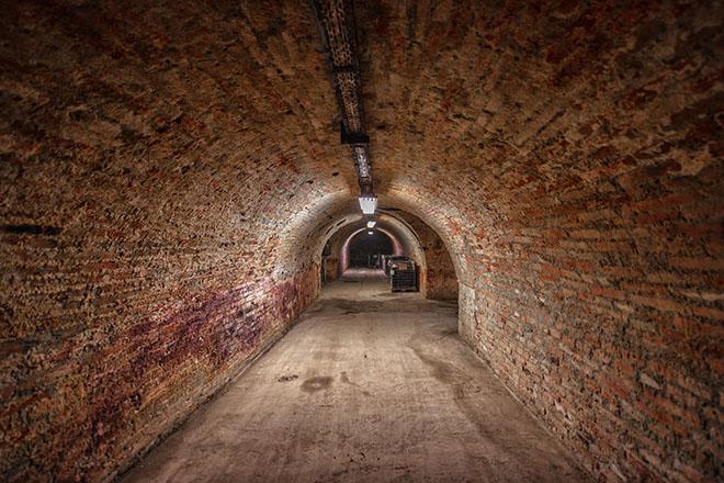 Untergrund Nürnberg