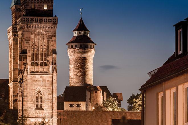 Aussichtspunkt Nürnberg
