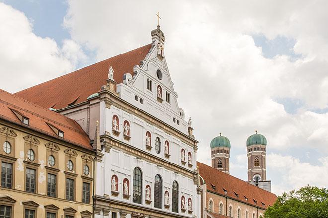 Architektur in München