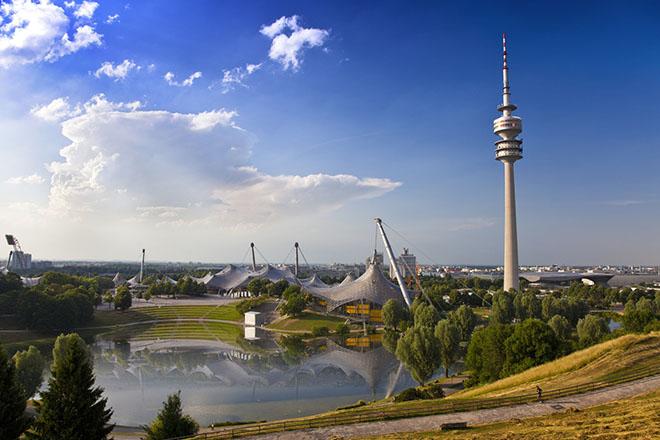 Aussicht München