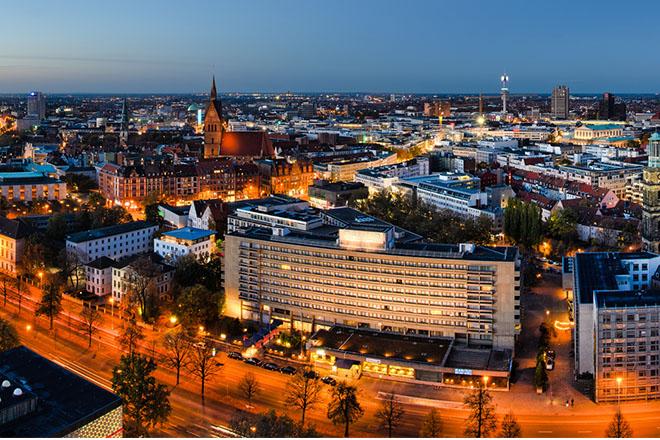 Aussichtspunkte Hannover