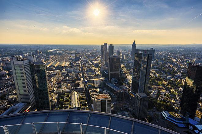 Aussichtsplattformen Frankfurt