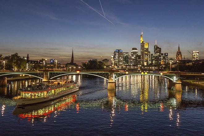 Perspektivwechsel in Frankfurt