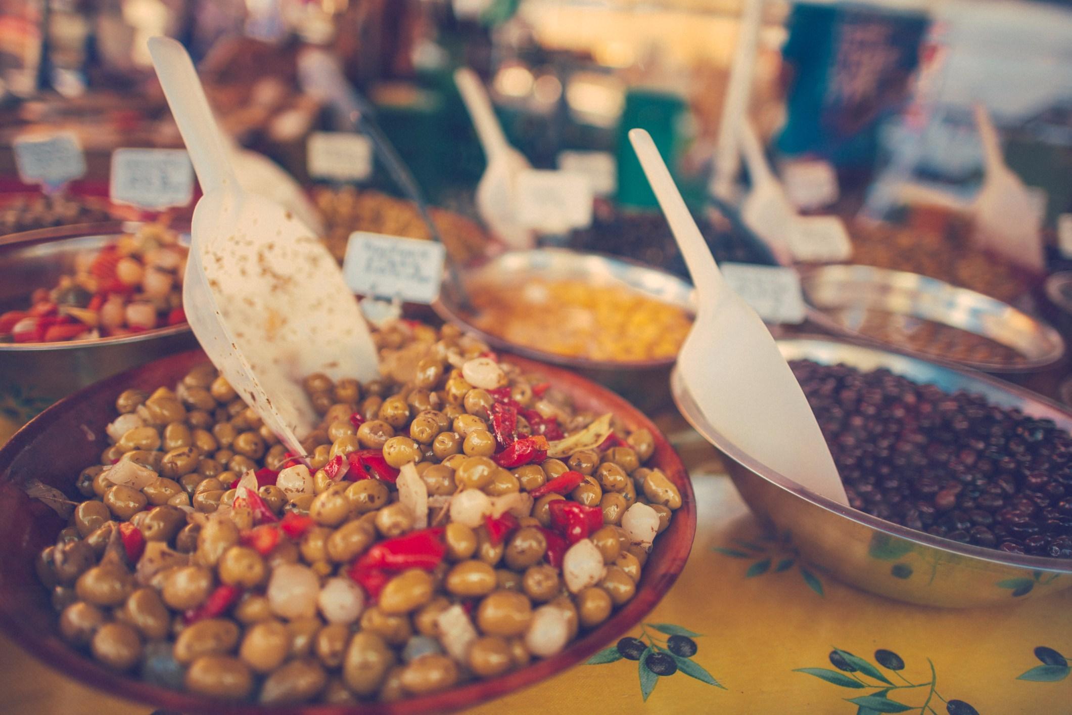 olives provençales