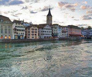 Infografik Zürich