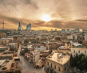 Баку – гармония древности и современности