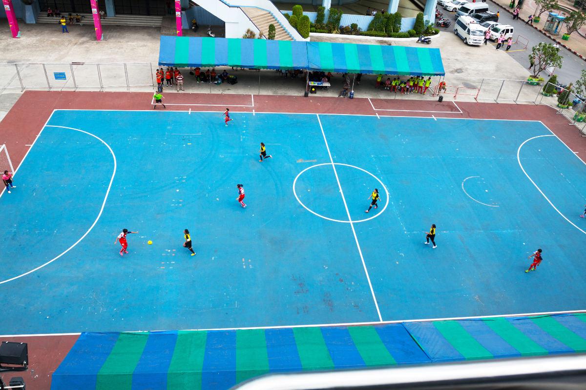 bangkok soccer