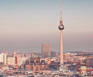 Infographie Berlin pour petits et grands
