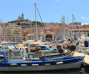 Marseille, la sardine à bon port !