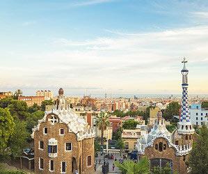 Barcelona infographics
