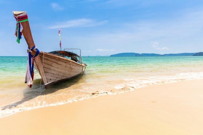 La tranquilidad y la paz de las playas de Koh Kood