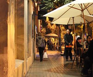 Bares e restaurantes em Lastarria, Santiago