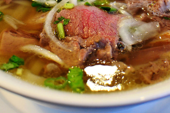 beef noodles in pattaya