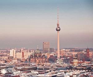 Berlin for Big & Small infographics