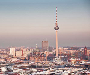 Infografik Berlin für Groß & Klein