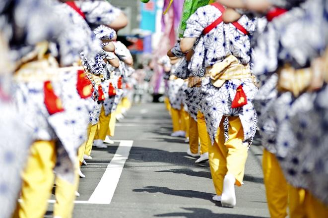 Procession traditionnelle