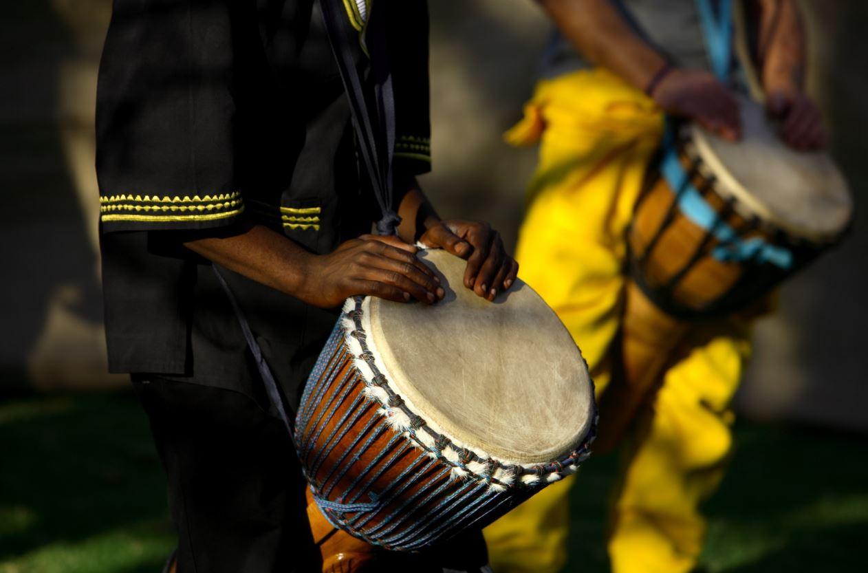 dakar musique tambour