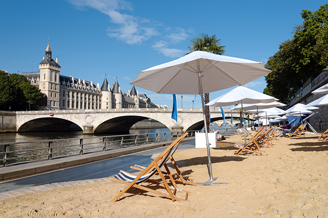paris summer