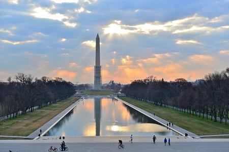 Imagen del Monumento a George Washington