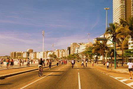 Paseo de Botafogo a Urca