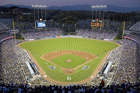 El Dodger Stadium
