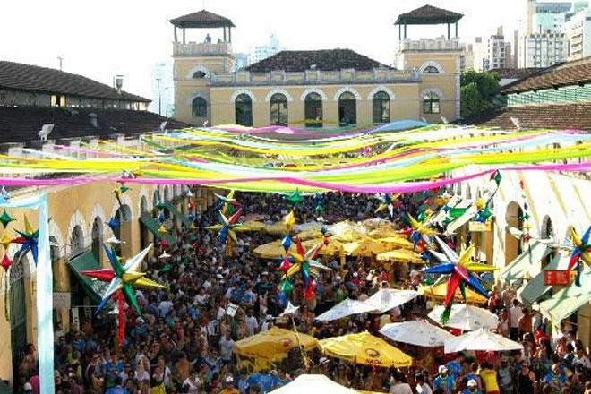 Berbigão do Boca, um dos blocos mais famosos (Foto: Berbigão do Boca)