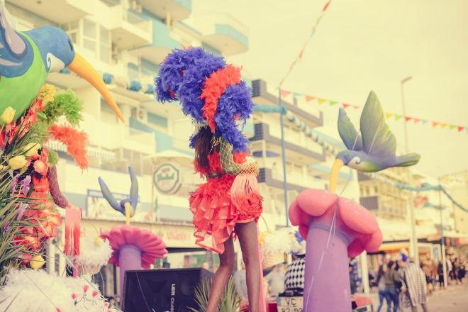 Los Blocos típicos del carnaval de Río de Janeiro