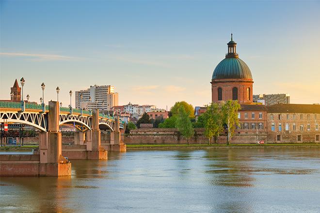 vie en rose à Toulouse