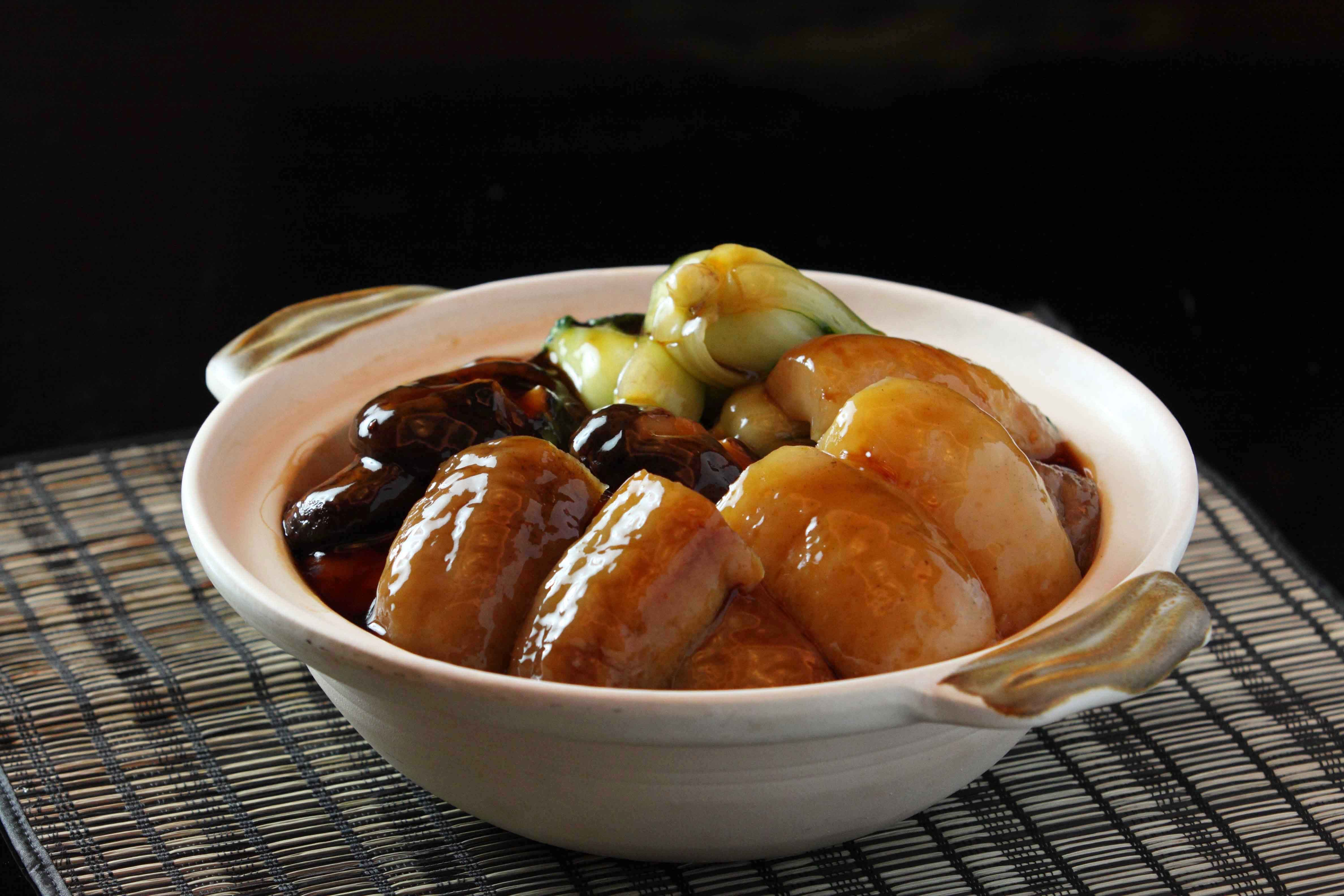 Braised Sea Cucumber, Chinese New Year Dishes, Lunar New Year Dishes