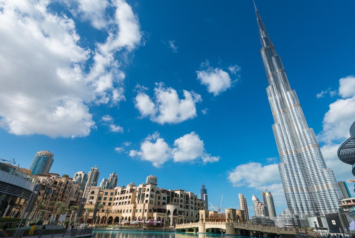 Burj Khalifa – Dubai, UAE