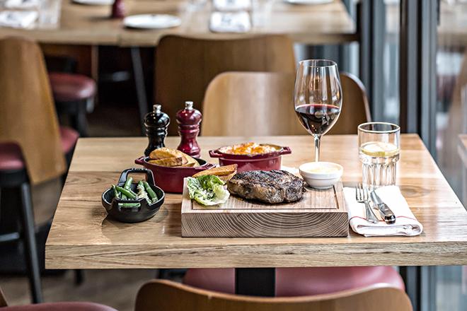 restaurant Butchery & wine