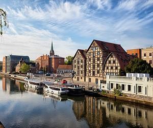Bydgoszcz, czyli mydło i powidło
