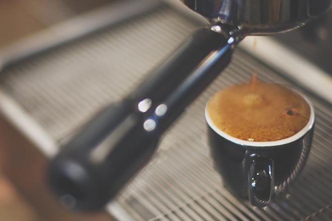 Faça uma parada para um café