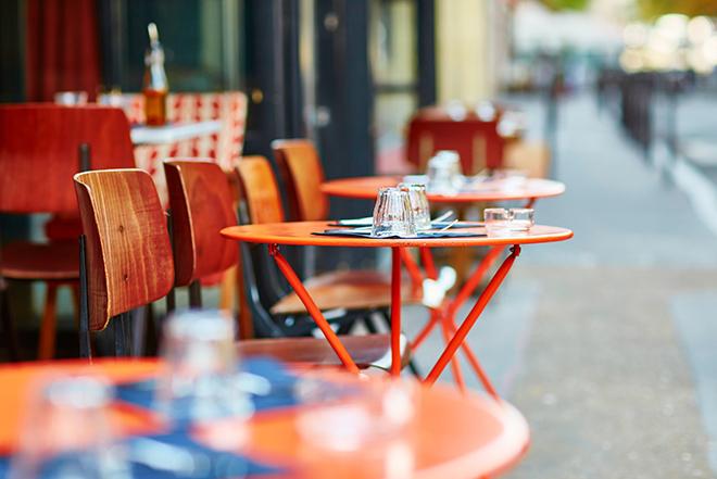 Das Wochenende in Paris: perfekt mit einem Kaffee