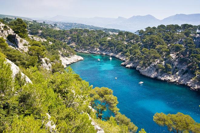 Calanques Marseille