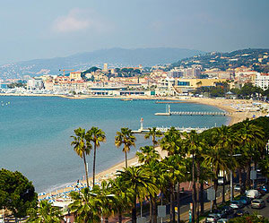 Climb the stairs like a cult film star in Cannes