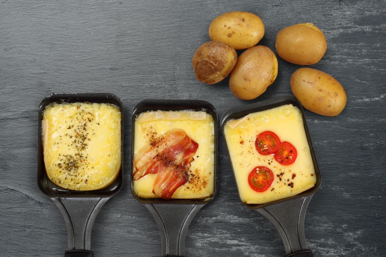 Sion raclette
