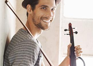 Um músico