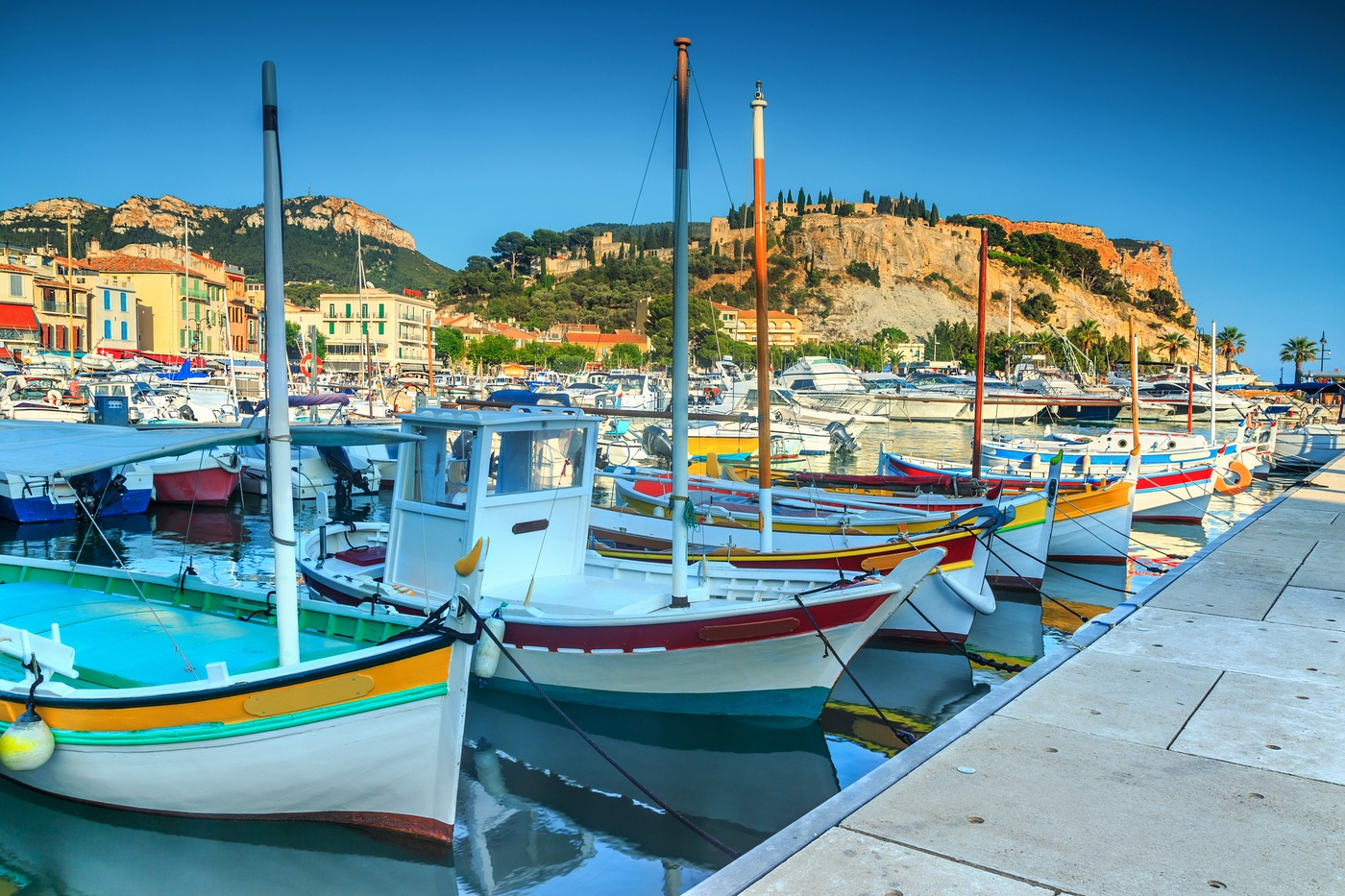 Best places to visit in the world the hidden gems edition for Cassis france hotels