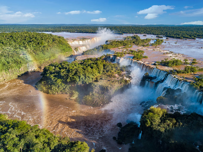 Cataratas do Iguaçu (Getty Images)