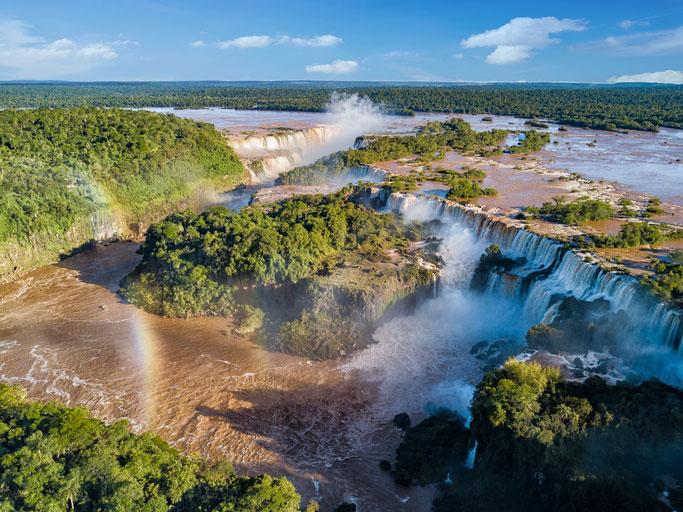 Cataratas do Iguaçu (Getty Images)