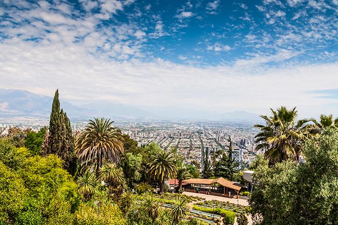 Cerro San Cristóbal (Foto: Getty Images)