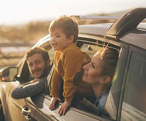 Check-list pour un voyage en famille