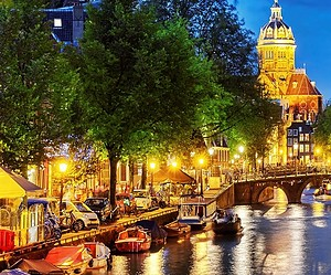 La Vita Notturna ad Amsterdam