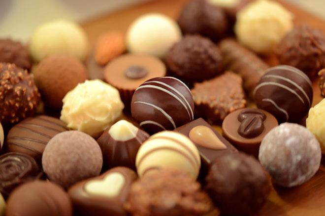chocolate platano