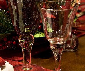 Les tables de Noël dans le monde