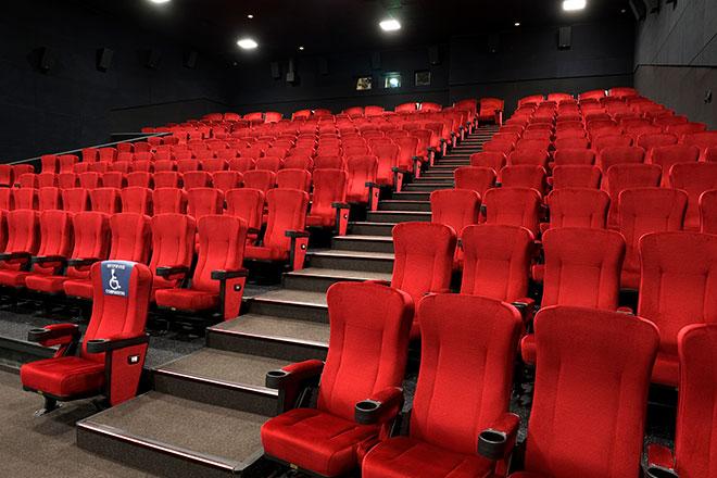 Cinema de rua com acessibilidade