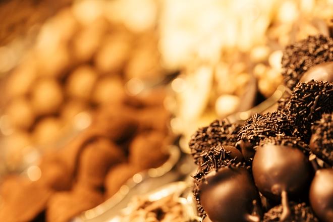 Cioccolato belga a Bruxelles