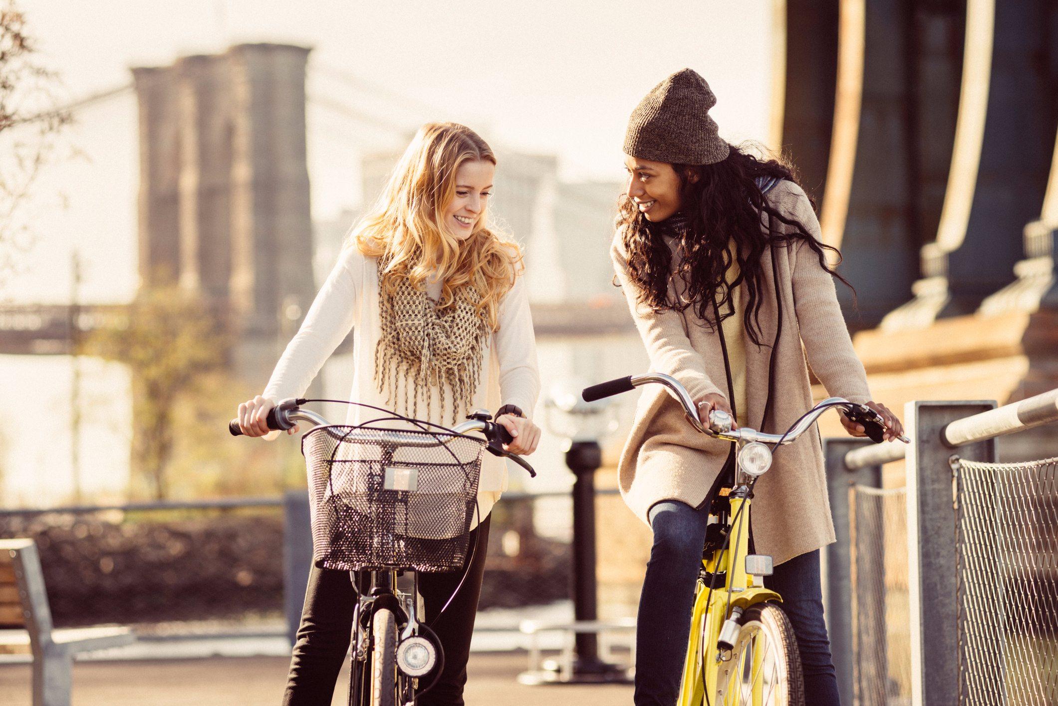 new york a vélo