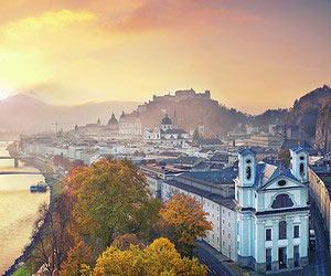 Mit City Trips in Österreich das Land erkunden